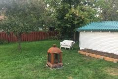 Orillia Backyard